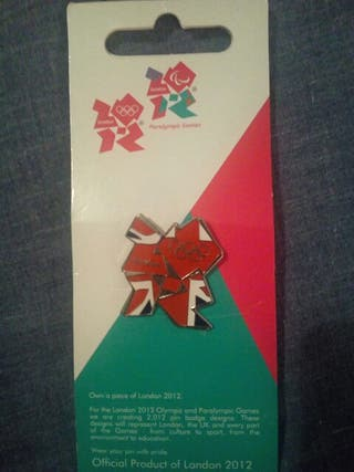 Pin LONDON 2012