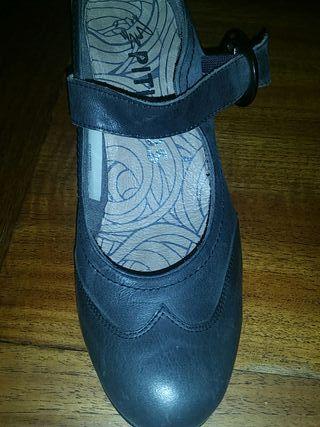 Pitillo zapato