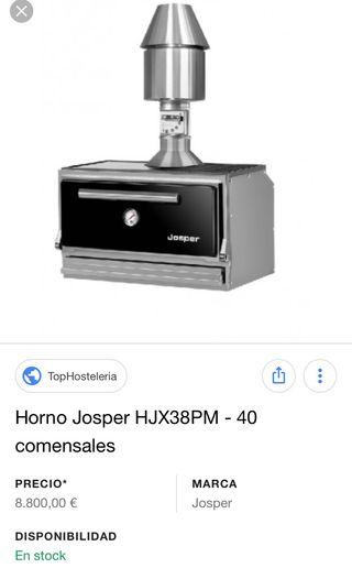 Horno Josper
