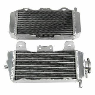 radiadores aluminio para motos de cross