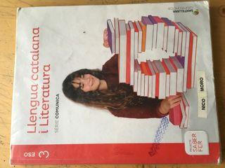 Llibre llengua catalana i lit.