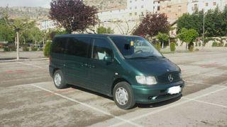 Mercedes-benz Vito V220 -camper-