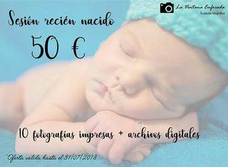 Fotografías recién nacido