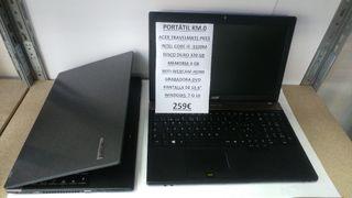 Ordenador portátil Acer i5