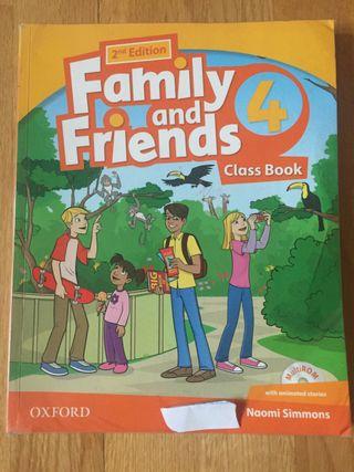 Libros de texto 4 primaria