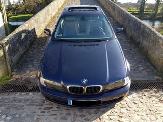 BMW 320ci coupe 2.2 6 cilindros