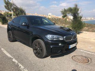 BMW X6 2016 4.0 313cv