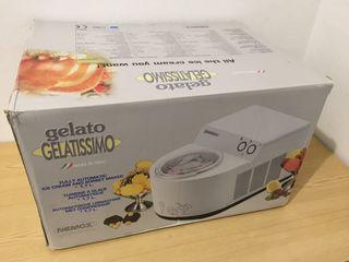Heledera Italiana con compresor prof, 1,7L X 2