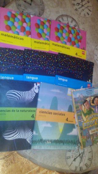 libros de 4°