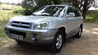 Hyundai Santa Fe 2006 4x4