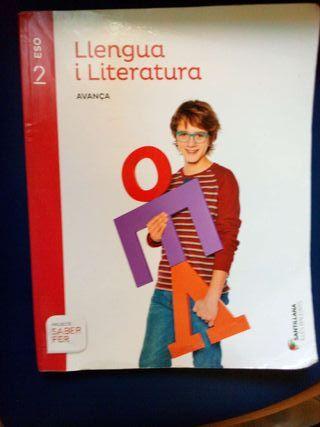 Lengua catalana libro 2 ESO