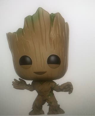 Funko pop Groot guardianes