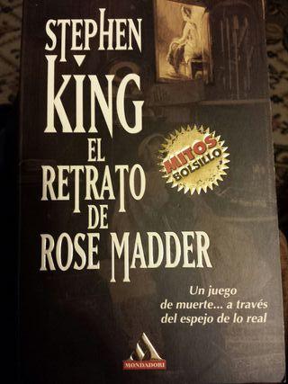 El retrato de Rose Madder. Stephen King.