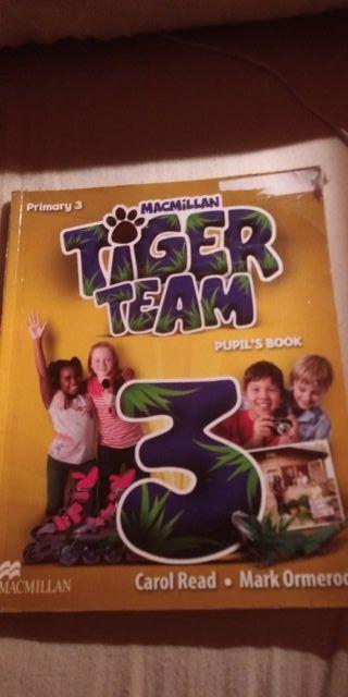 libro de 3°de primaria