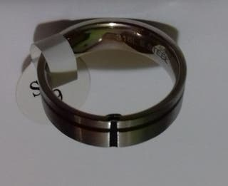 Anillo acero inoxidable nuevo Stainless Steel