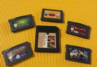 Videojuego Game Boy Avanced
