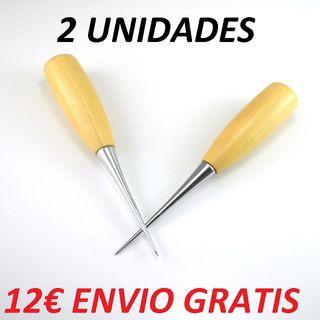 2 HERRAMIENTAS CUERO