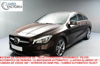 MERCEDES CLASE CLA SHOOTING BRAKE 200D 136CV 7G-DC
