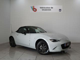 MAZDA MX5 (2015) 1.5 GE CONV Luxury (Navi) 131CV 6MT