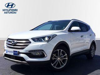 Hyundai Santa Fe 2.2 CRDi Style Safe Auto 4x4 7S