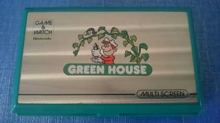 Nintendo Green House