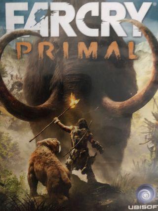 Juego ps4 Far cry Primal
