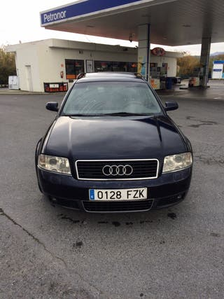 Audi A6 2001 4.2 v8 quattro 300 cv