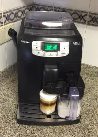 Saeco intelia one cappuccino