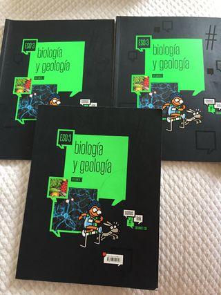 Libros biologia 3 eso
