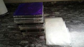 Fundas de CD.
