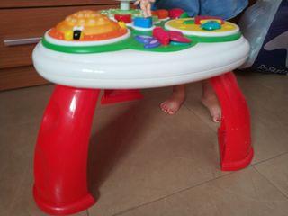 mesa de actividades chicco