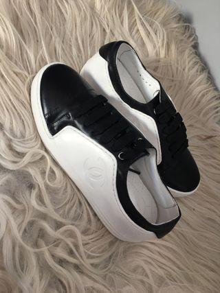 New Chanel Sneaker