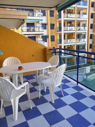 Alquiler 2 habitaciones Gandia Playa