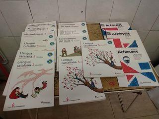 libros de cuarto primaria