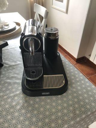 Nespresso y cortafiambres