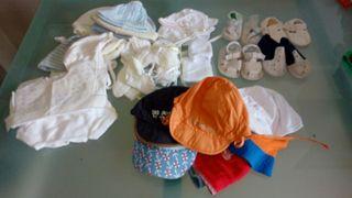 ropa de bebe de 0 a 3