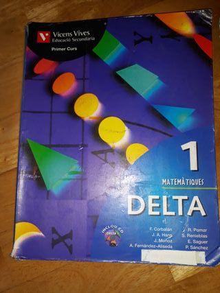 Llibre Delta 1
