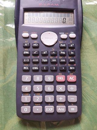 casio sfx 82ms calculadora cientifica