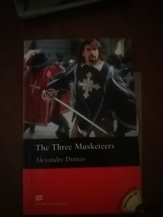 Libro The trhre3 Musketeers