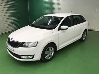 SKODA RAPID 1.6 TDI 115HP SPACEBACK ACTIVE PR 2016