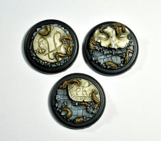 BASES PARA KINGDOM DEATH Y SIMILARES PACK 9