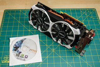 OFERTA Geforce GTX 960 2GD5T MSI