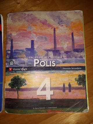 Libro: Polis 4