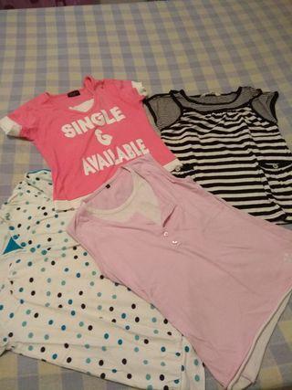 lote ropa de niña