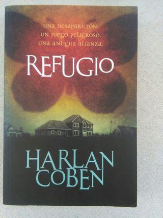 Libro ''Refugio''