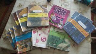 libros de 5 primera muy cuidados