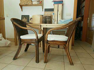 sillas porche