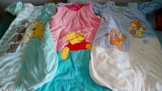 sacos infantiles
