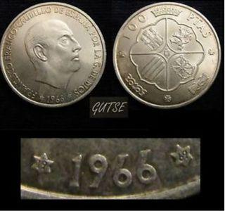 moneda de 100pesetas
