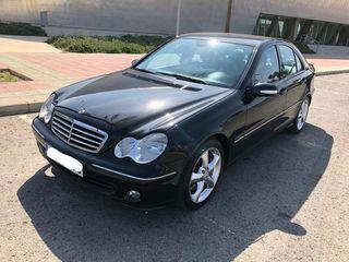 Mercedes-benz Clase C 220 CDI. Nacional